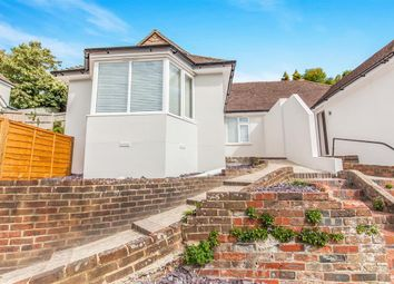 Thumbnail 2 bed bungalow to rent in Barn Rise, Brighton