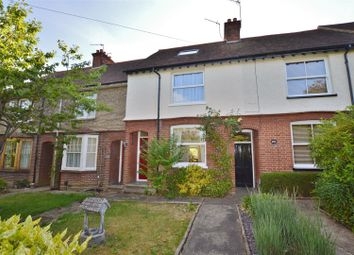 Thumbnail 3 bed terraced house to rent in Watling Street, Park Street, St. Albans