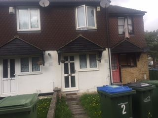 Thumbnail 2 bed terraced house for sale in Sorrell Close, Thamesmead