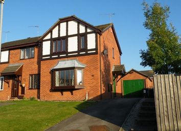 Thumbnail 3 bed semi-detached house to rent in Field Lane, Crewe