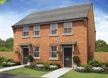 Thumbnail 2 bed link-detached house for sale in Stonnyland Drive, Lichfield