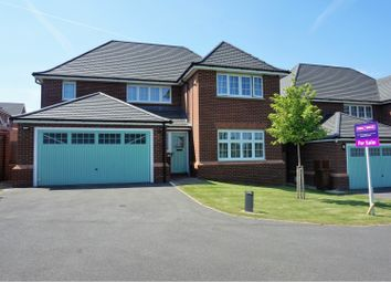 Thumbnail 4 bed detached house for sale in Grange View, Wakefield