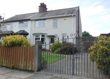 Thumbnail 3 bed semi-detached house for sale in Chesterfield Road, Crosby, Liverpool
