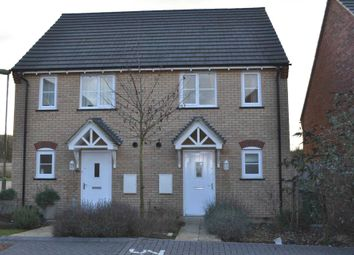 Thumbnail 2 bed semi-detached house to rent in Chalkpit Lane, Chinnor
