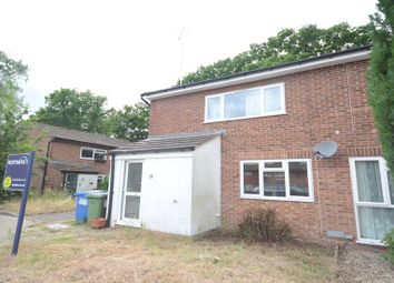 Thumbnail 1 bed maisonette to rent in Bittern Close, College Town, Sandhurst
