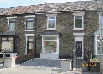 Thumbnail 3 bed terraced house for sale in Ynyswen Road, Ynyswen, Rhondda Cynon Taff.