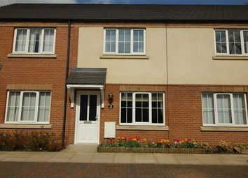 Thumbnail 2 bed terraced house for sale in Galba Road, Caistor