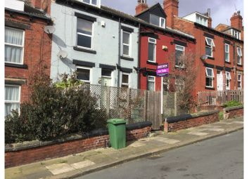 Thumbnail 2 bedroom terraced house for sale in Barnbrough Street, Leeds