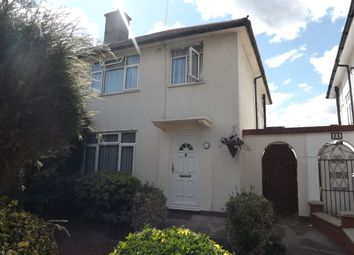 Thumbnail 3 bed semi-detached house for sale in Harcourt Avenue, Edgware