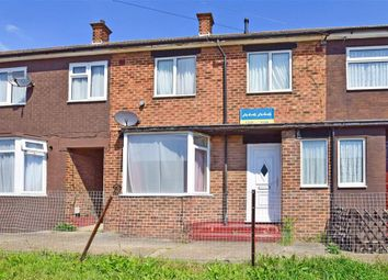 Thumbnail 3 bed terraced house for sale in Hyacinth Road, Rochester, Kent