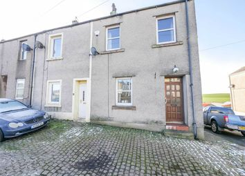 Thumbnail 1 bed end terrace house for sale in 5 Mill Street, Frizington, Cumbria