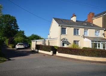 Thumbnail 3 bed end terrace house for sale in Halberton Road, Willand, Cullompton