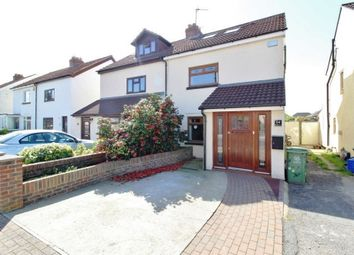 Thumbnail 4 bed semi-detached house for sale in Second Avenue, Farlington, Portsmouth