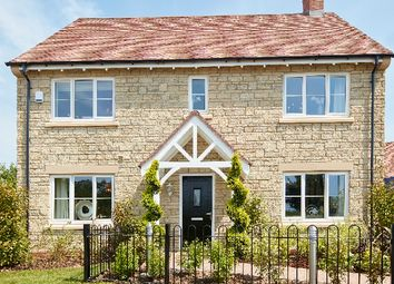 "Thumbnail 4 bedroom property for sale in ""The Caldwick"" at Cowslip Way, Charfield, Wotton-Under-Edge"