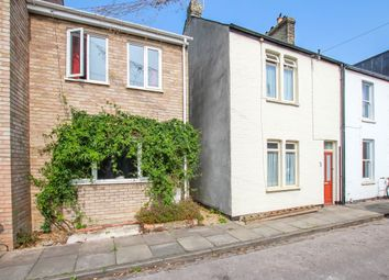 Thumbnail 3 bed end terrace house for sale in Campbell Street, Cambridge