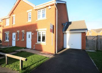 Thumbnail 3 bed semi-detached house for sale in 40 Orkney Way, Stockton-On-Tees