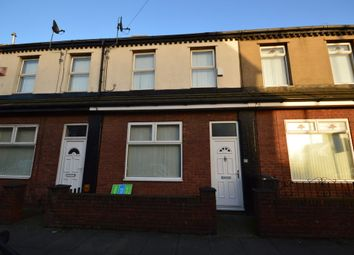 Thumbnail 2 bedroom terraced house for sale in Rawson Road, Liverpool