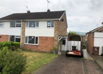 Thumbnail 3 bed semi-detached house to rent in Lime Close, Prestbury, Cheltenham