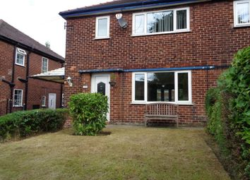 Thumbnail 3 bed semi-detached house to rent in Bury Old Road, Salford