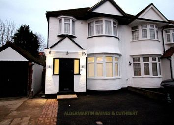 2 bed maisonette for sale in Brook Avenue, Edgware, Middlesex HA8