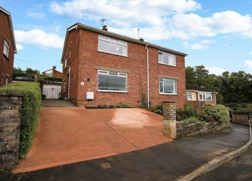 Thumbnail 3 bed semi-detached house for sale in Linden Grove, Govilon, Abergavenny