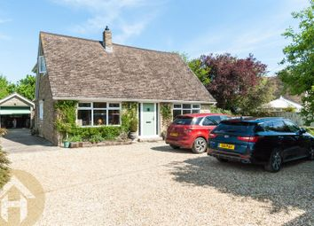 Thumbnail 4 bed detached house for sale in Barton Close, Bradenstoke, Chippenham