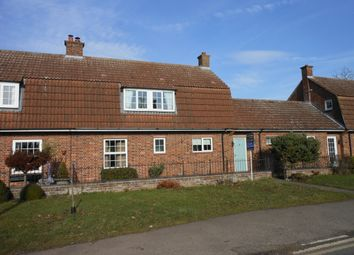 Thumbnail 3 bedroom terraced house to rent in The Causeway, Great Staughton