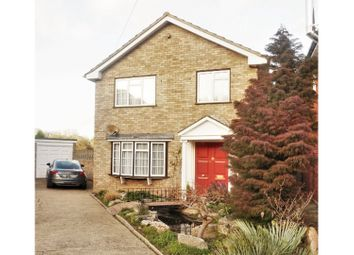 Thumbnail 4 bed detached house for sale in Grove Court, Rayleigh