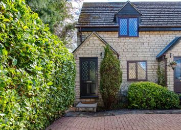 Thumbnail 2 bed end terrace house for sale in Folly Field, Bourton-On-The-Water, Cheltenham