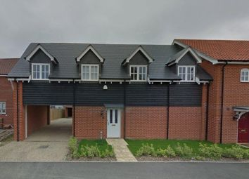 Thumbnail 3 bed mews house for sale in Lord Nelson Drive, New Costessey, Norwich