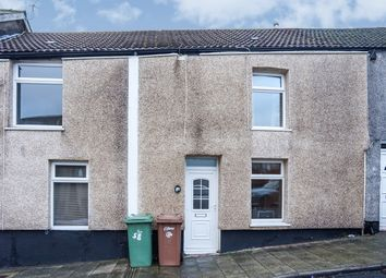 Thumbnail 3 bedroom terraced house for sale in Morgan Street, New Tredegar