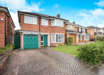 Thumbnail 4 bed detached house for sale in Penrith Avenue, Dunstable