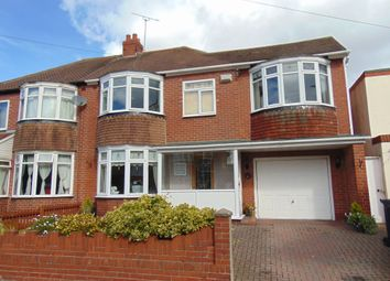 Thumbnail 4 bedroom semi-detached house for sale in Ranson Street, Sunderland