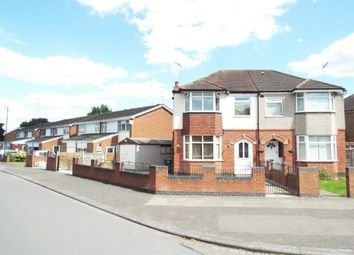 Thumbnail 3 bed semi-detached house for sale in Mary Herbert Street, Coventry, West Midlands