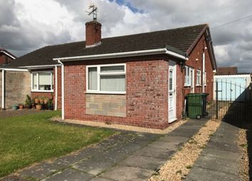 Thumbnail 3 bed semi-detached bungalow for sale in Friars Close, Wrexham