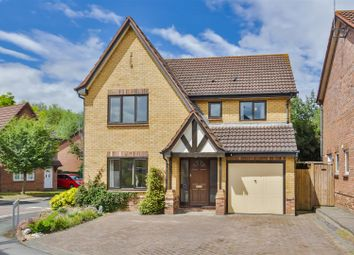 Thumbnail 4 bedroom detached house for sale in St. Catherines Road, Evesham