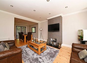 Thumbnail 3 bed semi-detached house to rent in Woodcote Avenue, Mill Hill, London