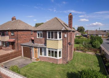 Thumbnail 3 bed detached house for sale in Lawefield Avenue, Rothwell, Leeds