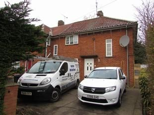 Thumbnail 3 bedroom semi-detached house for sale in Longlands Road, Welwyn Garden City