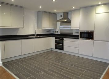 Thumbnail 2 bed flat to rent in St. Georges Heights, Fox Street, Leicester