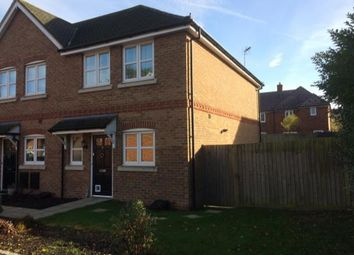 Thumbnail 2 bed end terrace house for sale in 31 Siareys Close, Chinnor, Oxfordshire