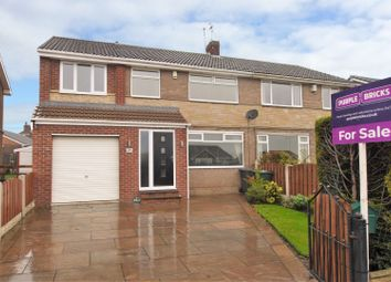 Thumbnail 4 bed semi-detached house for sale in Quarryfield Lane, Maltby, Rotherham