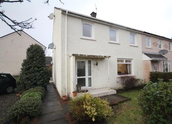Thumbnail 3 bed end terrace house for sale in Millburn Street, Lennoxtown, Glasgow