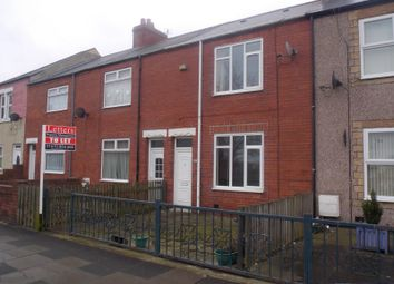 Thumbnail 2 bed terraced house to rent in Alexandra Road, Ashington
