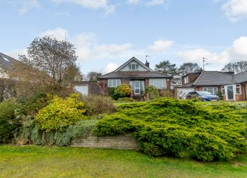 Thumbnail 3 bed bungalow for sale in Whitelands Avenue, Chorleywood, Rickmansworth