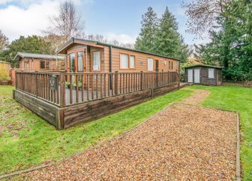 2 bed lodge for sale in The Arboretum, Haveringland, Norwich NR10