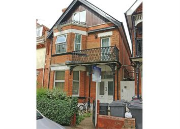 Thumbnail 3 bedroom flat for sale in Churchill Road, Bournemouth, Dorset