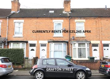 Thumbnail 4 bed terraced house for sale in Grafton Street, Coventry