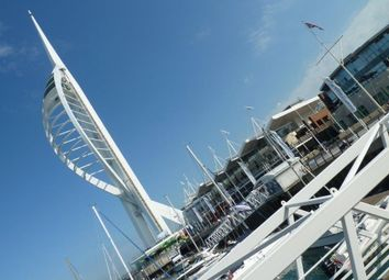 Thumbnail 1 bed property to rent in Gunwharf Quays, Portsmouth
