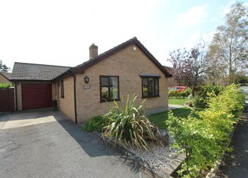 Thumbnail 2 bed bungalow for sale in Pasture Drive, Louth